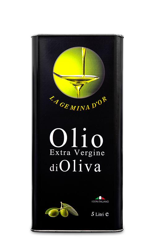 La Gemina d'Or - Lattina Olio Extravergine di Oliva