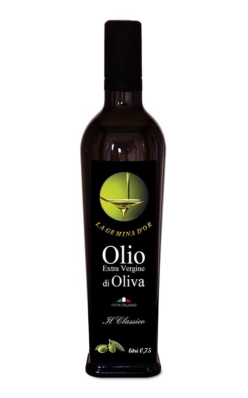 La Gemina d'Or - Olio Extravergine di Oliva - Classico