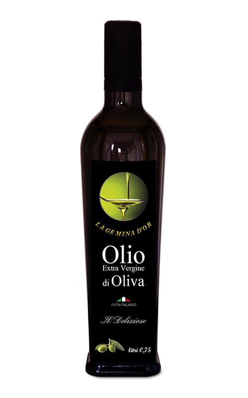 La Gemina d'Or - Olio Extravergine di Oliva - Delizioso