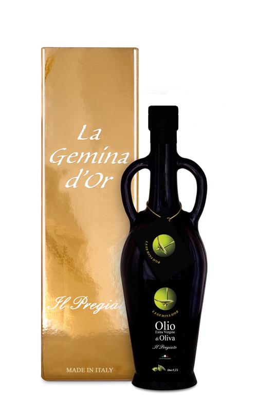 La Gemina d'Or - Olio Extravergine di Oliva - Pregiato